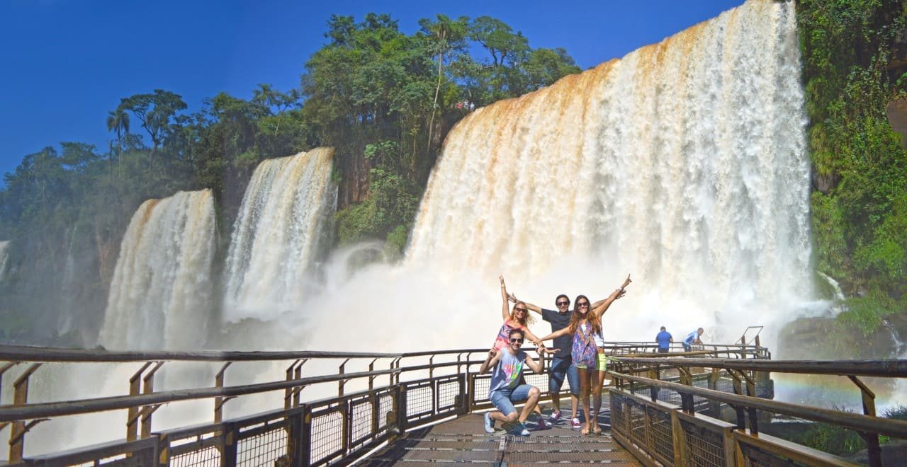 cataratas do iguazú